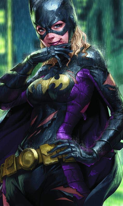 batgirl artwork wallpapers hd wallpapers id
