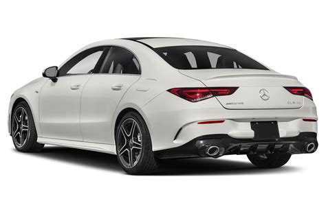 Whether you want to call it a coupe (mercedes does) or a sedan (as we do), the cla's dramatically sloped roofline adds a visual reminder of the. 2020 Mercedes-Benz AMG CLA 35 MPG, Price, Reviews & Photos | NewCars.com