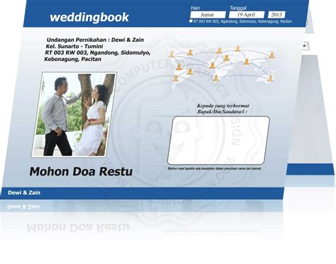 contoh undangan nikah model facebook contoh isi undangan