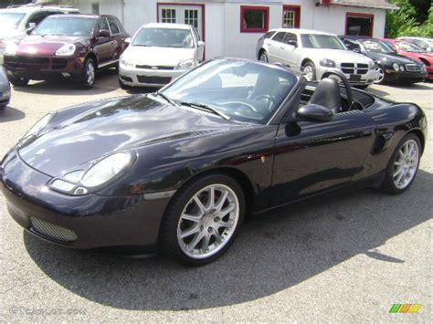 2002 Black Porsche Boxster 57877095 Gtcarlot Com Car