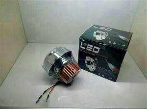 Jual Lampu Projie 2 Tingkat Led Motor   Lampu Led Depan