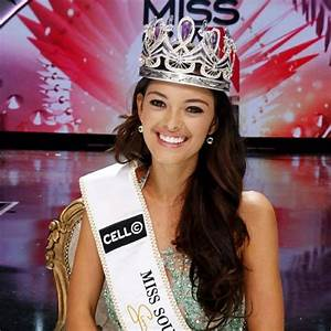 Meet Demi Leigh Nel Peters Miss South Africa 2017