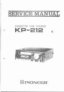 Pioneer Kp