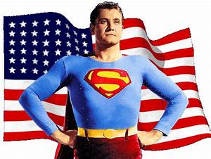 GEORGE REEVES ~ SUPERMAN TRIBUTE.