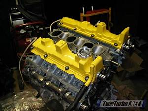 Engine  Engine Assembly For Nissan 300zx Z32  1990