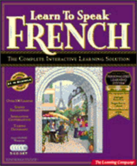 SuperKids Software Review of Learn to Speak French.