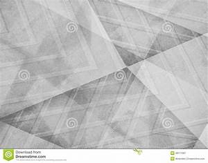 Faded White And Gray Background, Angles Lines And Diagonal ...