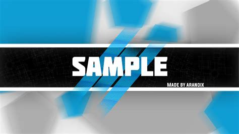 FREE Youtube Banner Template No Survey Photoshop (PSD ...
