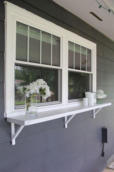 Window Ledge Outside by 25 Best Ideas About Window Ledge On Kitchen