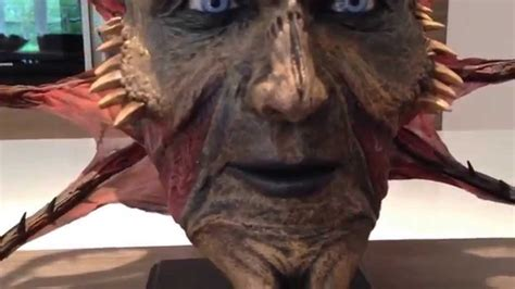 Jeepers Creepers 2 Original Mask Post Restoration (2/2
