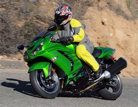 Review Kawasaki Zx 14r by 2012 Kawasaki Zx 14r Md Ride Review Part 2 With