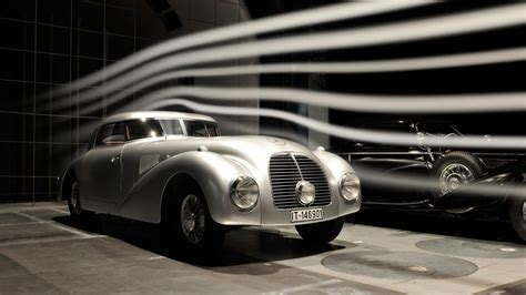 Mercedes Benz 540k Streamliner Hd Wallpaper Fullhdwpp