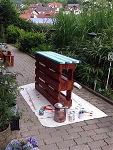 Paletten Deko Garten : diy ideen f r den garten loungem bel aus paletten ~ Articles-book.com Haus und Dekorationen