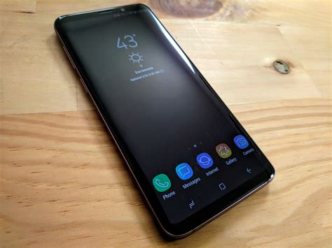 samsung review samsung galaxy s9 review ign