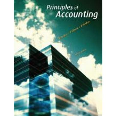 pearson principles  accounting workbook  edition