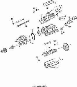 Chevrolet Monte Carlo Engine Camshaft Follower  Diesel