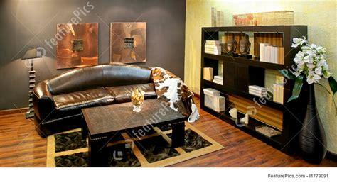 african living room stock photo   featurepics
