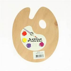 palette en bois ovale crea chez rougier ple With exceptional couleur de peinture tendance 7 activites pour les enfants peinture avec le livre