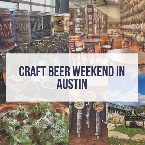 craft beer weekend  austin