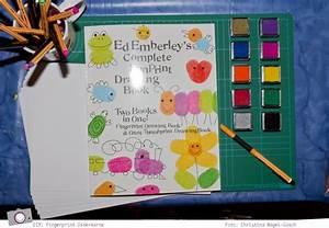 Osterkarten Basteln Mit Kindern : osterkarten basteln mit fingerprints nach ed emberley ~ Eleganceandgraceweddings.com Haus und Dekorationen