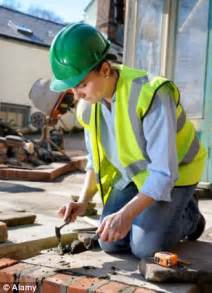 female trade workers including builders  plumbers