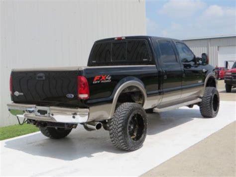 sell    king ranch powerstroke diesel  lifted