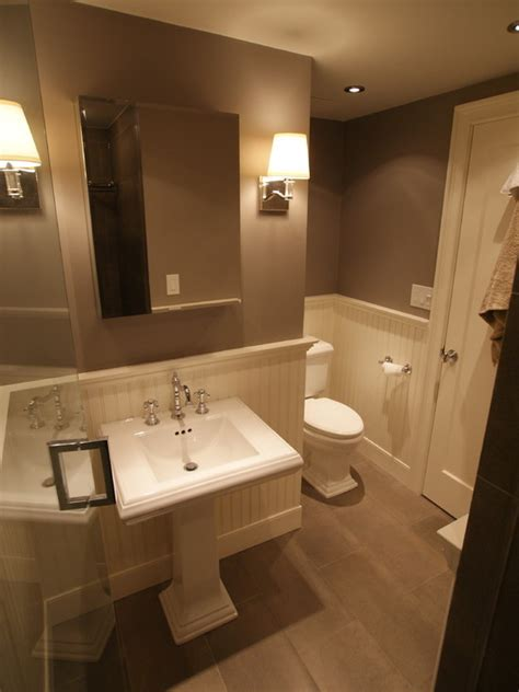 40347 modern half bathroom ideas wainscoting in bathroom design pictures remodel decor