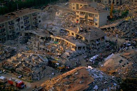 typologie des catastrophes naturelles  partir dexemples