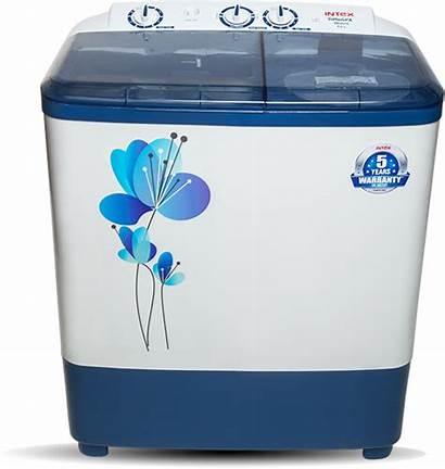 Washing Machine Automatic Semi Machines Loading Intex