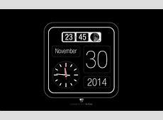 Screen Clock Saver Mac & PC Clock Screen savers – don't