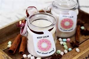 Deko Ideen Kerzen Im Glas : diy duftkerzen im glas selber machen kostenlose druckvorlage ~ Bigdaddyawards.com Haus und Dekorationen