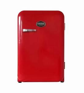 Retro Kühlschrank A : retro k hlschrank kingston in rot virc160 gastro cool g nstig k hlen ~ Orissabook.com Haus und Dekorationen