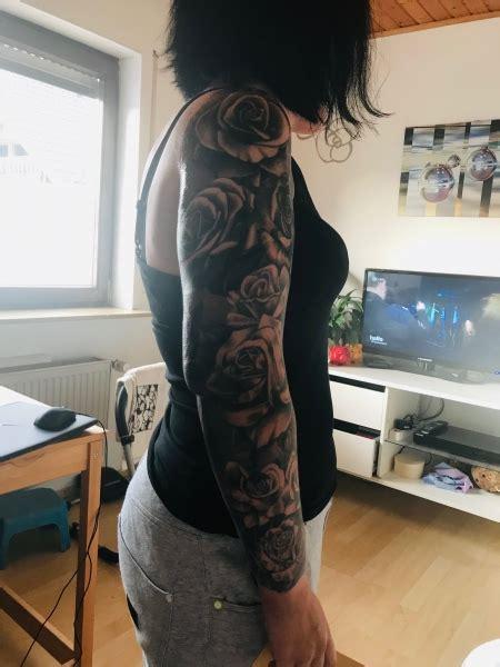 ganzer arm nina19824 ganzer arm tattoos bewertung de