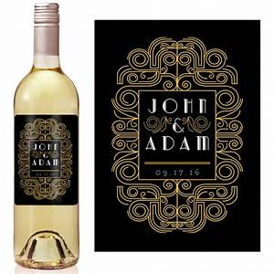 custom wine labels wine bottle labels icustomlabel With how to print wine labels