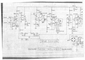 Selmer Echo 200 Schematic