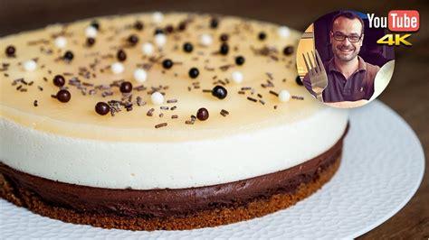 facile bavarois poire chocolat papa en cuisine youtube