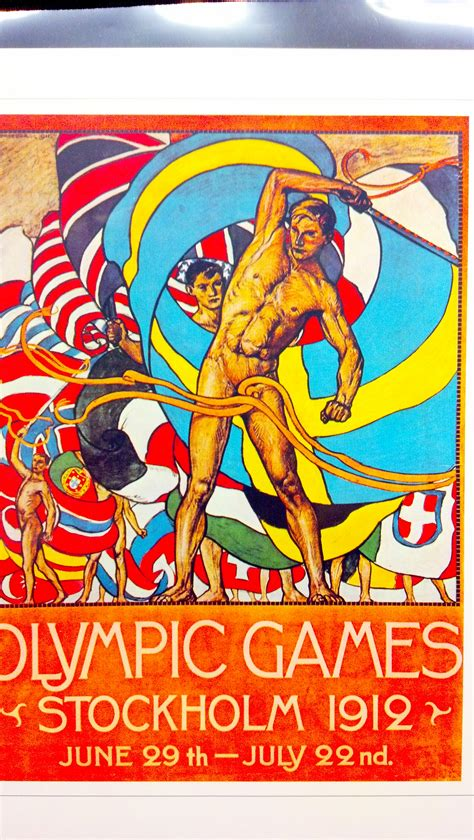 International Olympic Posters   The People's Store