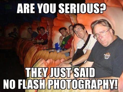 Photography Memes - funny theme park ride photos