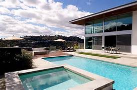 Modern Houses With Pool Modern Pool Design Interior Design Architecture And Furniture Decor