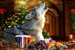 casablanca authors a seal wolf christmas and an autographed giveaway