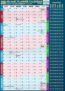 Download Calendar 2020 Islamic Planner Calendar Ifew