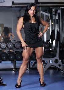 Mavi Gioia  Italian Female Wrestling Stallion  U2013 Female Muscle