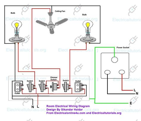 typical house light wiring diagram wiring diagram and