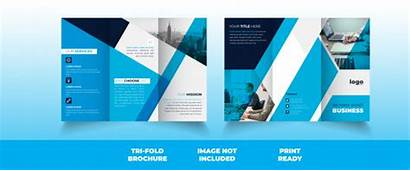 Premium Fold Tri Brochure Template