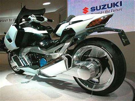 Suzuki G Strider by Suzuki G Strider 2005 Concept Bike Bikes