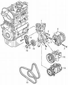 Connecting And Mounting Parts For Alternator  Pol