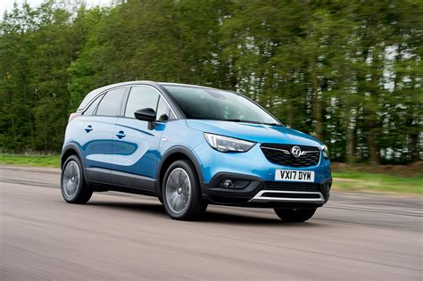 vauxhall crossland  review auto express
