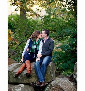 Engagement Portraits Of Erin Doug Marie Labbancz