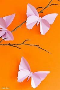 Schmetterlinge Basteln Zum Aufhängen : ostereier basteln mit papier mit vorlage papershape ~ Watch28wear.com Haus und Dekorationen