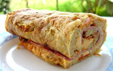 roul 233 de pomme de terre jambon fromage oignon